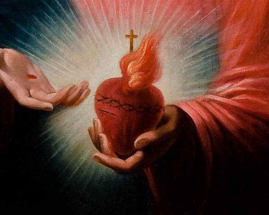 """""""O Sagrado Coração de Jesus reacendeu meu coração através da missão."""""""