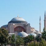 Anunciam dia de luto pela conversão de Santa Sofia em mesquita