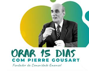 HOZANA.ORG - 15 DIAS DE ORAÇÃO COM PIERRE GOURSAT
